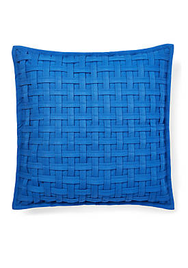 Alexis Lattice Throw Pillow