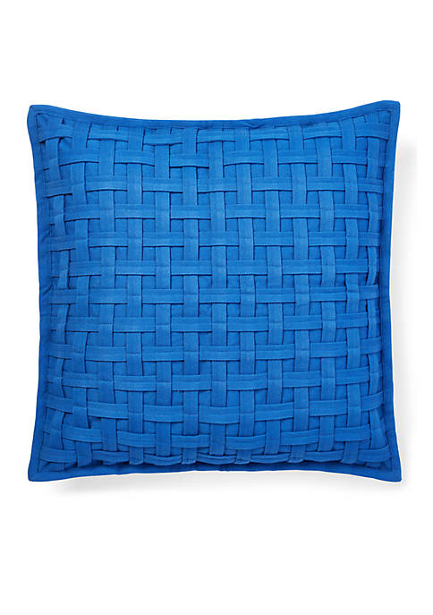 Lauren Ralph Lauren Alexis Lattice Throw Pillow