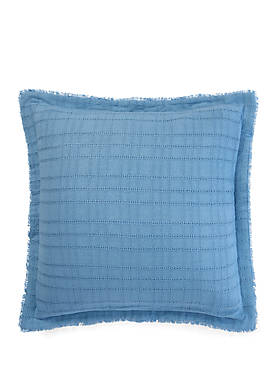 Lucie Open Weave Throw Pillow