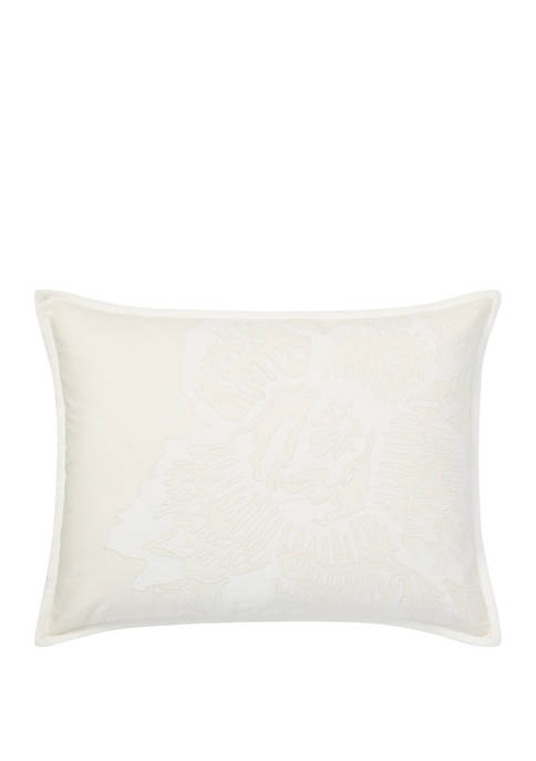 Lauren Ralph Lauren Lucie Appliqué Throw Pillow