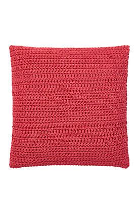 Lucie Chevron Stripe Throw Pillow