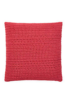 Lauren Ralph Lauren Lucie Chevron Stripe Throw Pillow