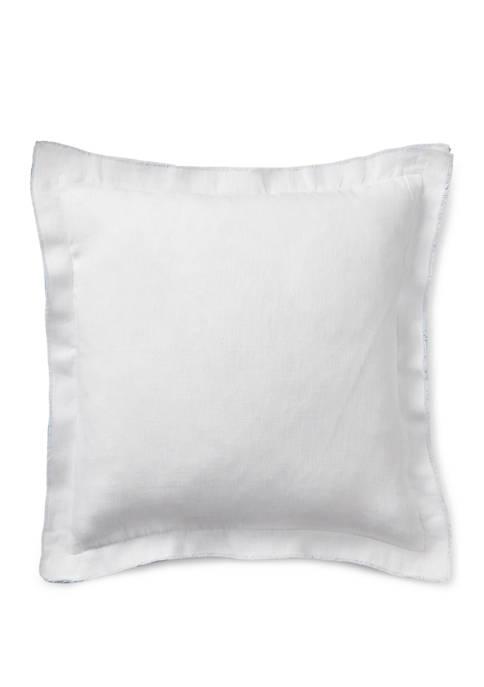 Joanna Linen Throw Pillow