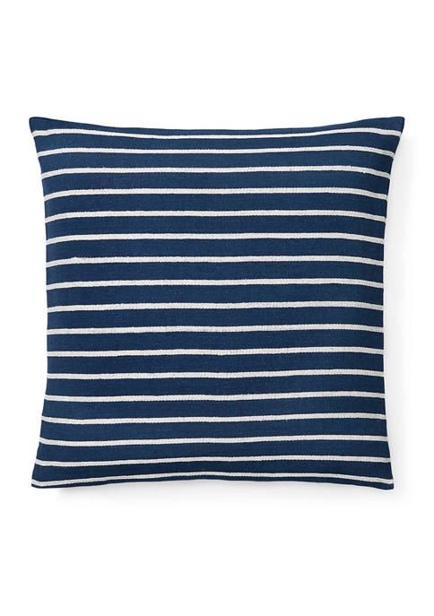 Lauren Ralph Lauren Evan Stripe Woven Throw Pillow