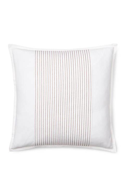 Lauren Ralph Lauren Corrine Pintuck Throw Pillow