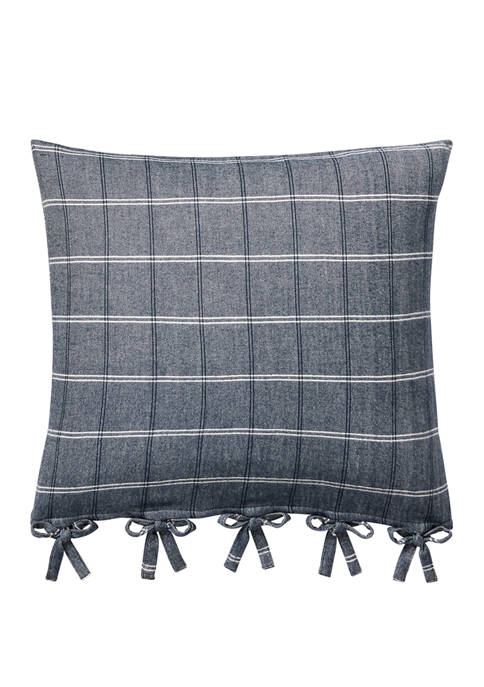 Lauren Ralph Lauren Eva Windowpane Throw Pillow
