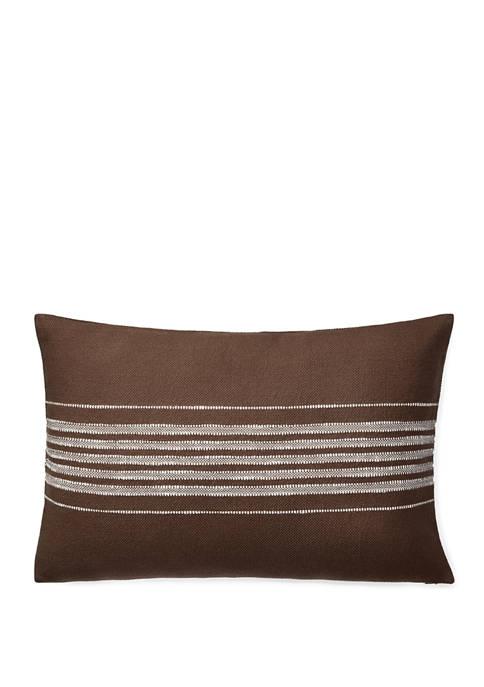 Mason Stripe Throw Pillow