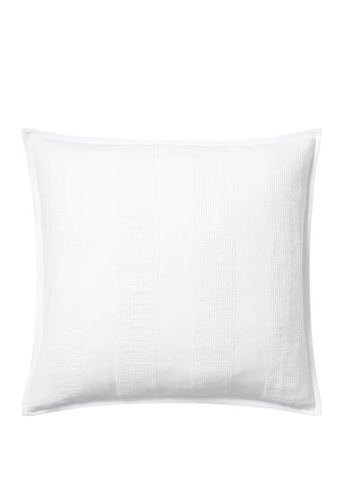 Lauren Ralph Lauren Eva Open Weave Throw Pillow