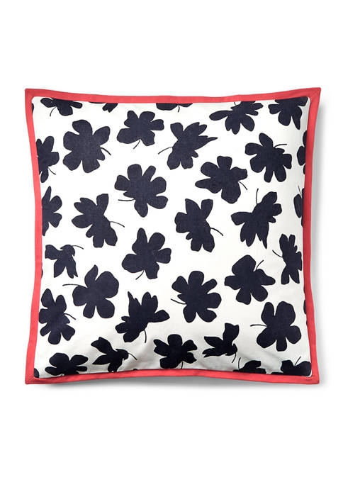 Carter Floral Throw Pillow