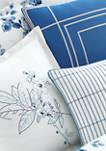 Sandra Geometric Throw Pillow