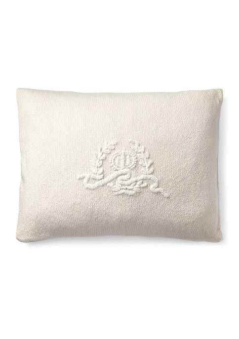 Lauren Ralph Lauren Estella Knit Throw Pillow