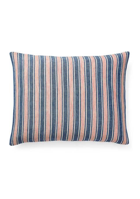 Lauren Ralph Lauren Home Isla Yarn-Dyed Stripe Throw