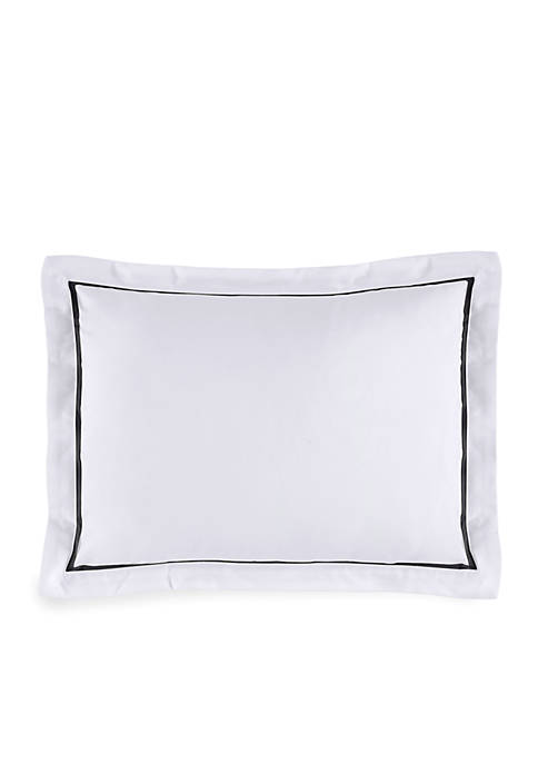 Ralph Lauren Palmer Percale Boudoir Pillow