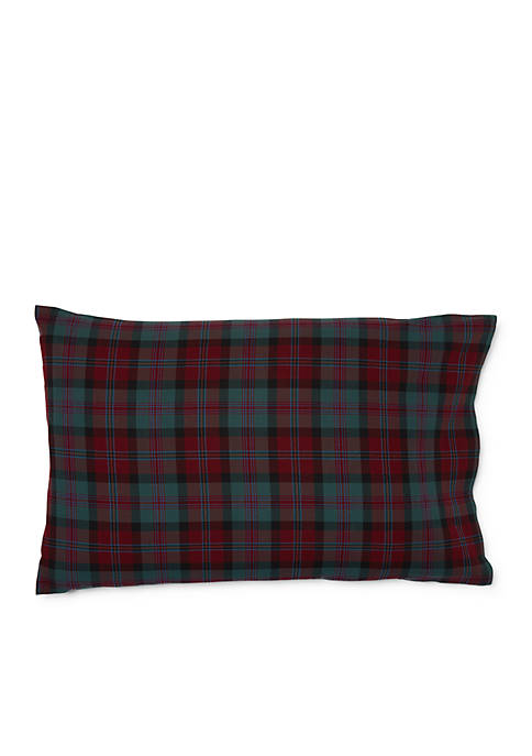 Ralph Lauren Ardmore Plaid King Pillowcase