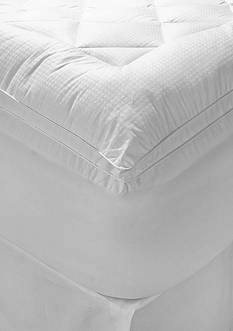 Biltmore® 600-Thread Count Dobby Dot Mattress Pad