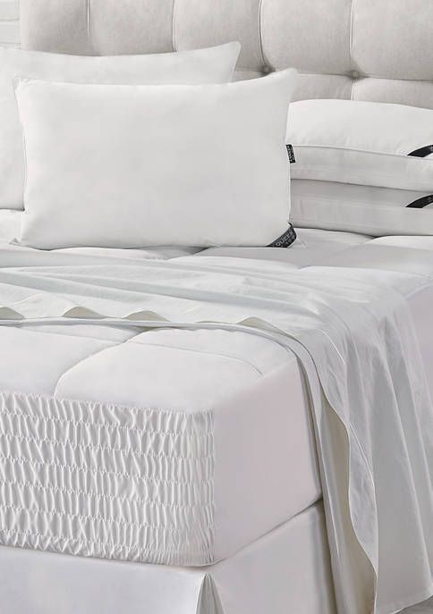 J Queen New York Royal Fit Mattress Topper