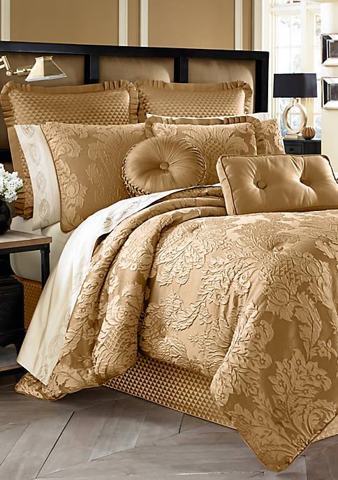 J Queen New York 4-Piece Comforter Set