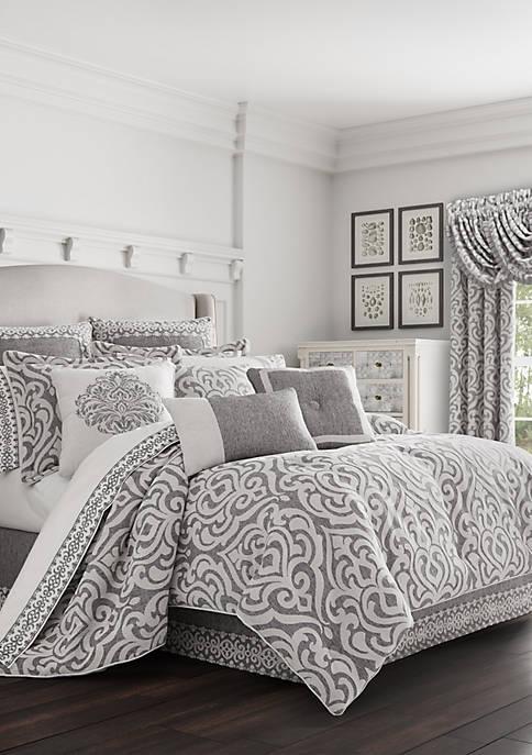 J Queen New York Pierce Comforter Set