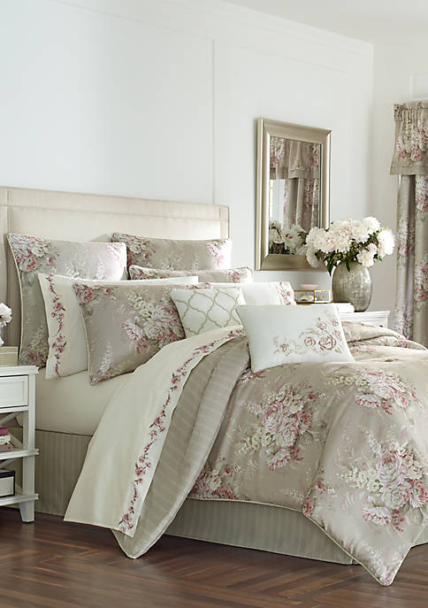 Eleanor Natural Comforter Set