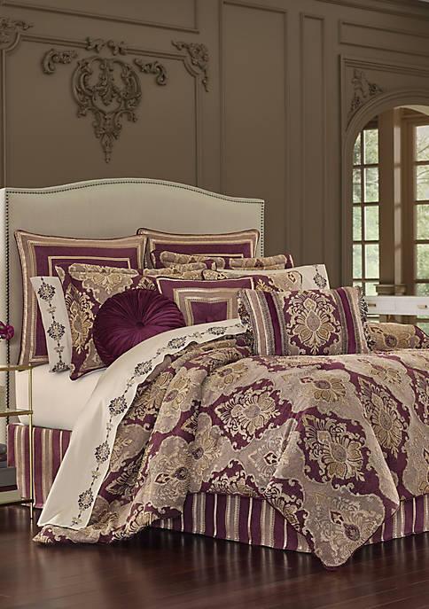 Amethyst Comforter Set