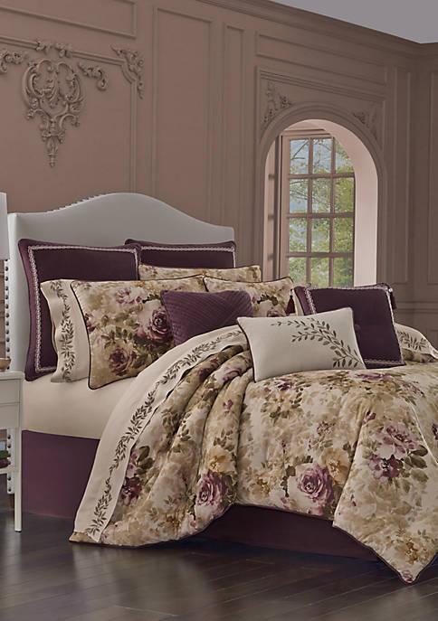 J Queen New York Grace Comforter Set