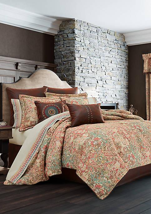 J Queen New York Katonah Multi Comforter Set