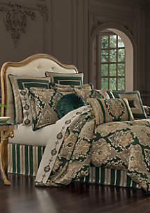 Emerald Isle Emerald Green Comforter Set