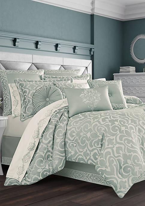Lombardi Spa Comforter Set