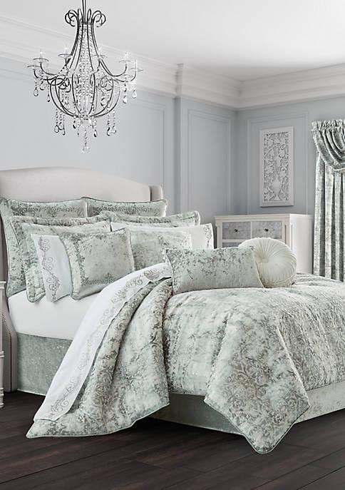 J Queen New York Dream Spa Comforter Set