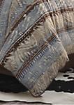 Okemo Chocolate Comforter Set