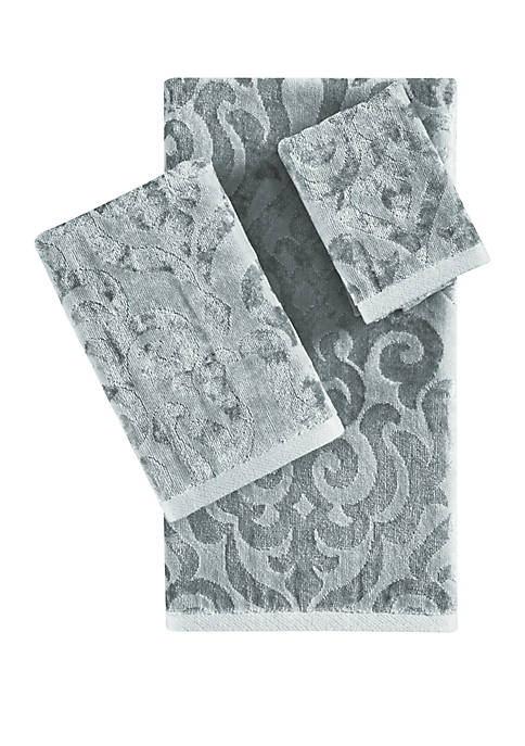 J Queen New York Sicily Bath Towel Collection