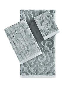 J Queen New York Sicily Bath Towel Collection