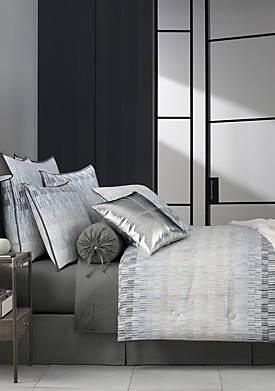 Flatiron Teal Comforter Set