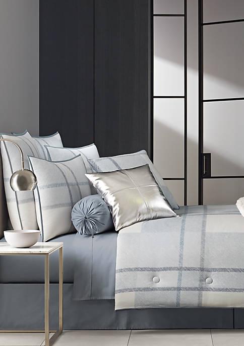 Leighton Blue Comforter Set