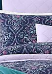 Kayani Indigo Comforter Mini Set