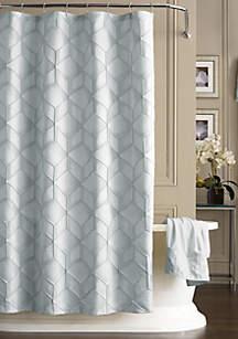 J Queen New York Horizons Shower Curtain