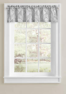 J Queen New York Horizons Window Straight Valance