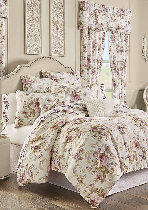 Royal Court Chambord Lavender Comforter Set