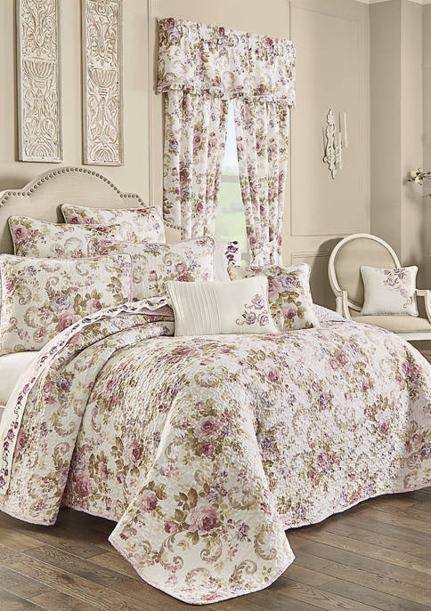 Chambord Lavender Quilt Set