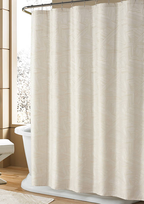 Holland Ivory Shower Curtain