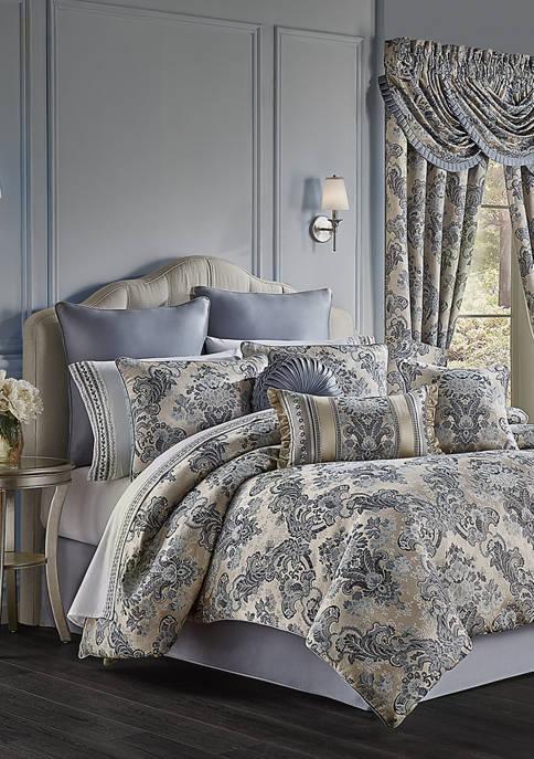 J Queen New York Glendale 4 Piece Comforter