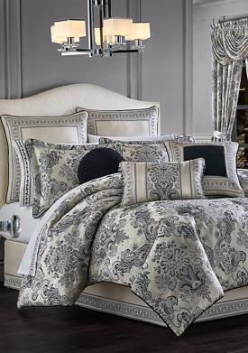 Annette 4 Piece Comforter Set