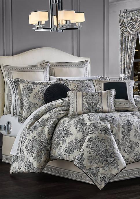 J Queen New York Annette 4 Piece Comforter