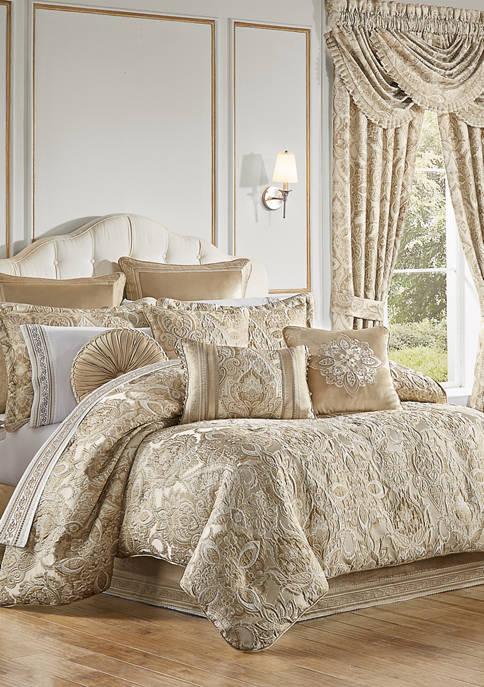 J Queen New York Sandstone 4 Piece Comforter