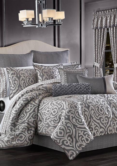 J Queen New York Tribeca 4 Piece Comforter
