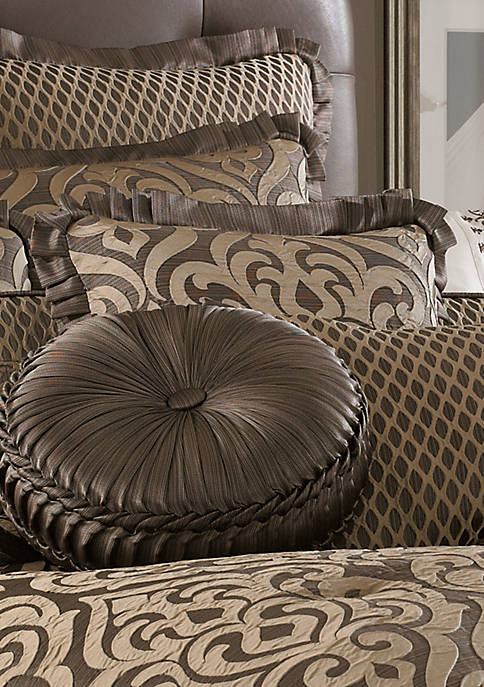 Luxembourg Mink Matchy Square Decorative Pillow 20-in. x 20-in.