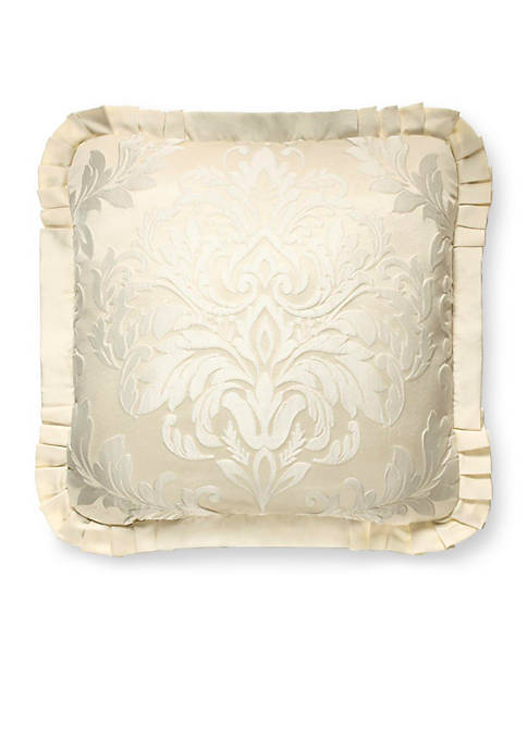 J Queen New York Marquis 20-in. Square Pillow