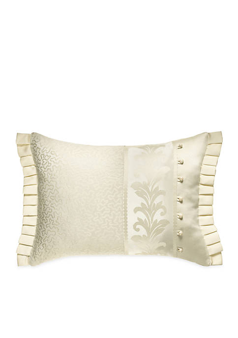 J Queen New York Marquis Boudoir Decorative Pillow