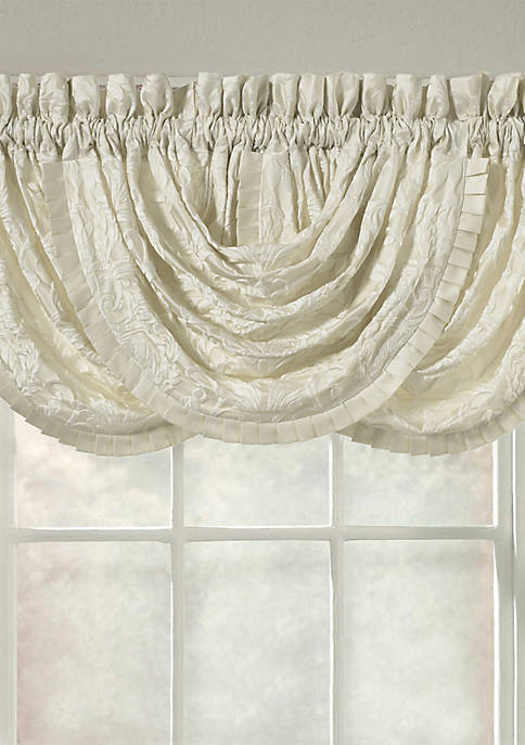 Marquis Waterfall Valance 42-in. x 33-in.
