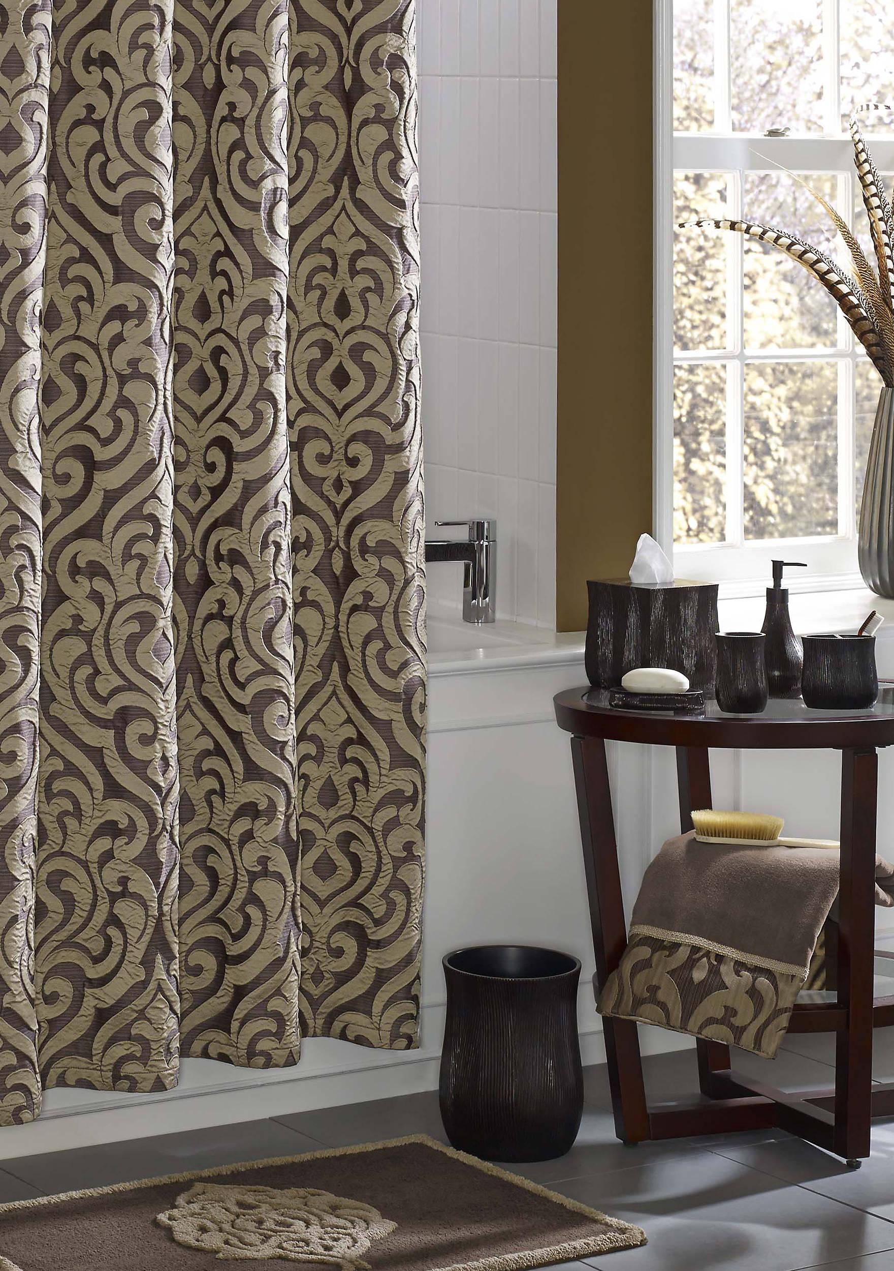 J Queen New York Luxembourg Shower Curtain | belk